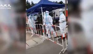 北京劉一村爆中共病毒疫情遭三層封鎖 官方隱瞞不報