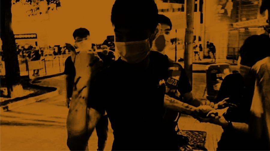 【專訪】港青年護記者捱刀傷 斷2神經線