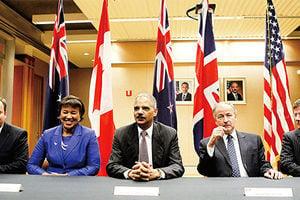 「五眼聯盟」外長討論港版國安法 英國紐西蘭審視引渡協議