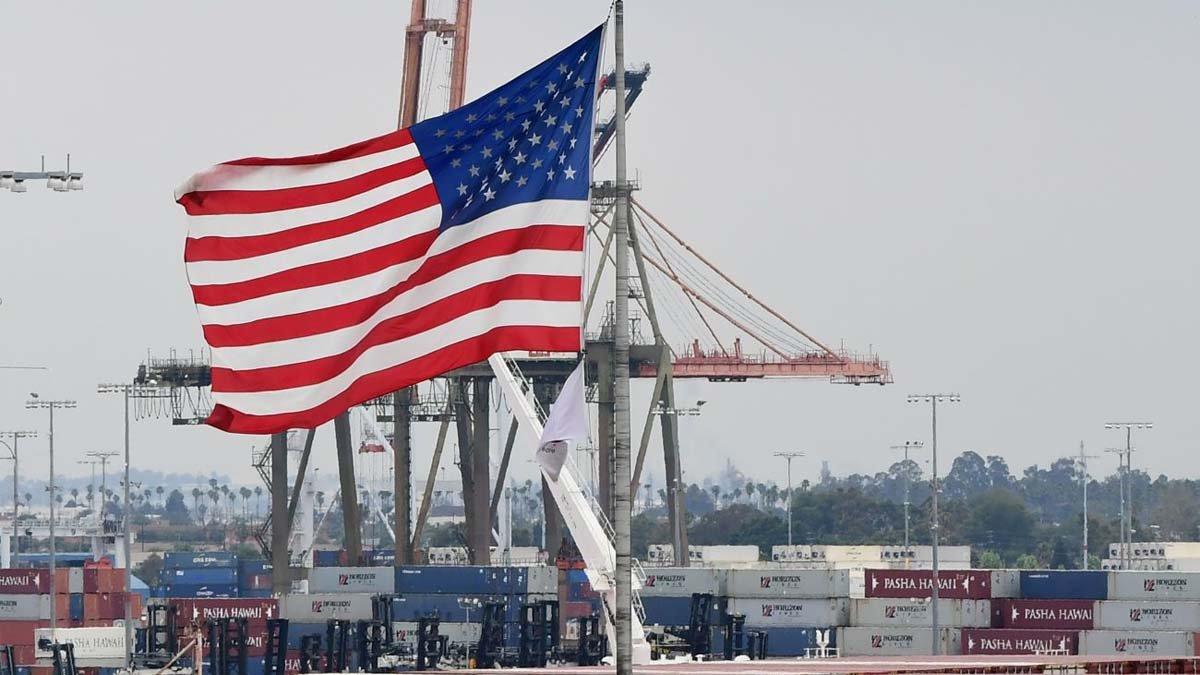 香港美國商會報告指,逾半數在港美企對「港版國安法」感到「極度擔憂」。(FREDERIC J. BROWN/AFP/Getty Images)