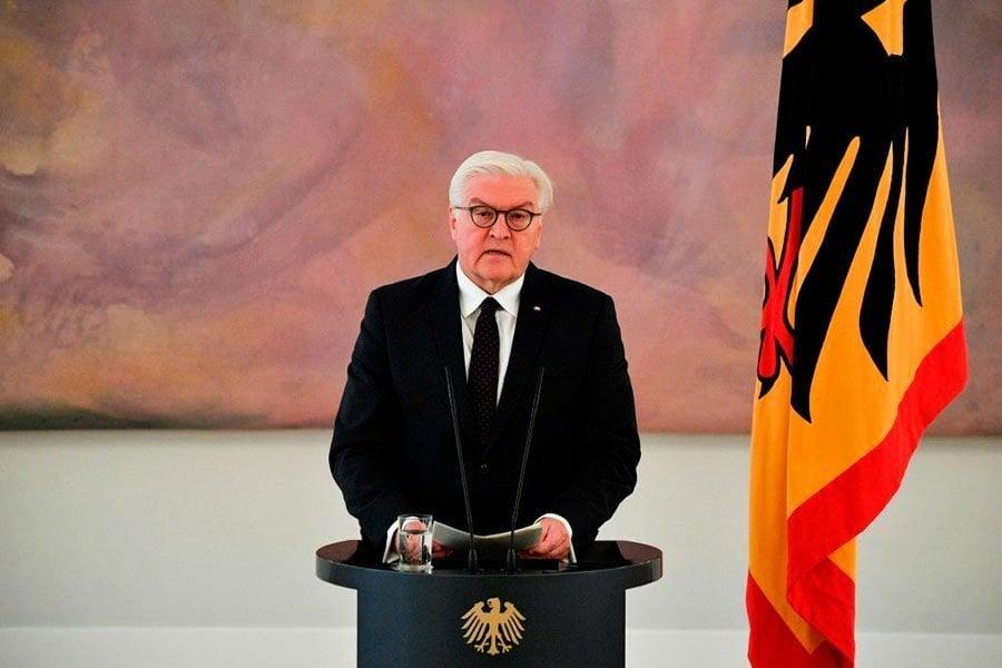 德國總統批評「港版國安法」違反《基本法》:將影響歐中關係