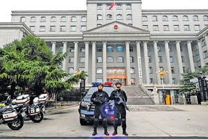【獨家】中共動員全國過緊日子 公安部門待遇卻提升