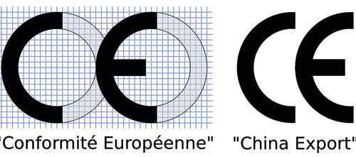 「中國出口」標誌被揭冒充歐洲CE認證