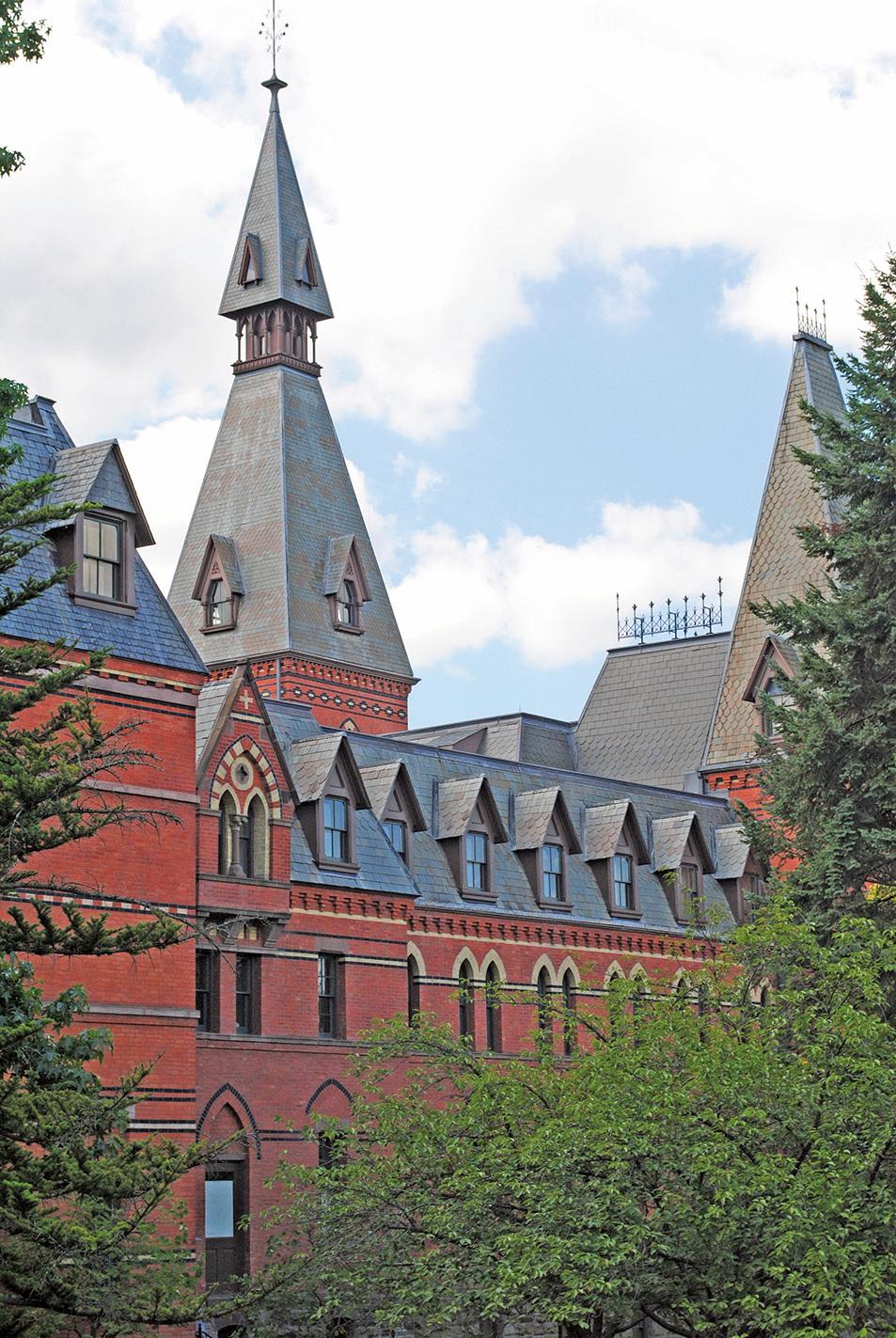 康奈爾大學S·C·約翰遜管理研究院(Eustress/Wikimedia Commons)