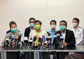 黃碧雲承認落敗 遵守初選協議 不參選9月立法會選舉