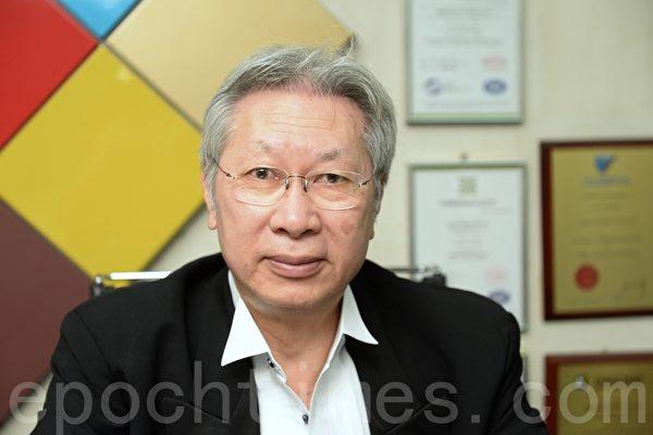劉達邦透露,不少朋友私下表示對「港版國安法」是有擔憂和顧慮。(宋碧龍/大紀元)
