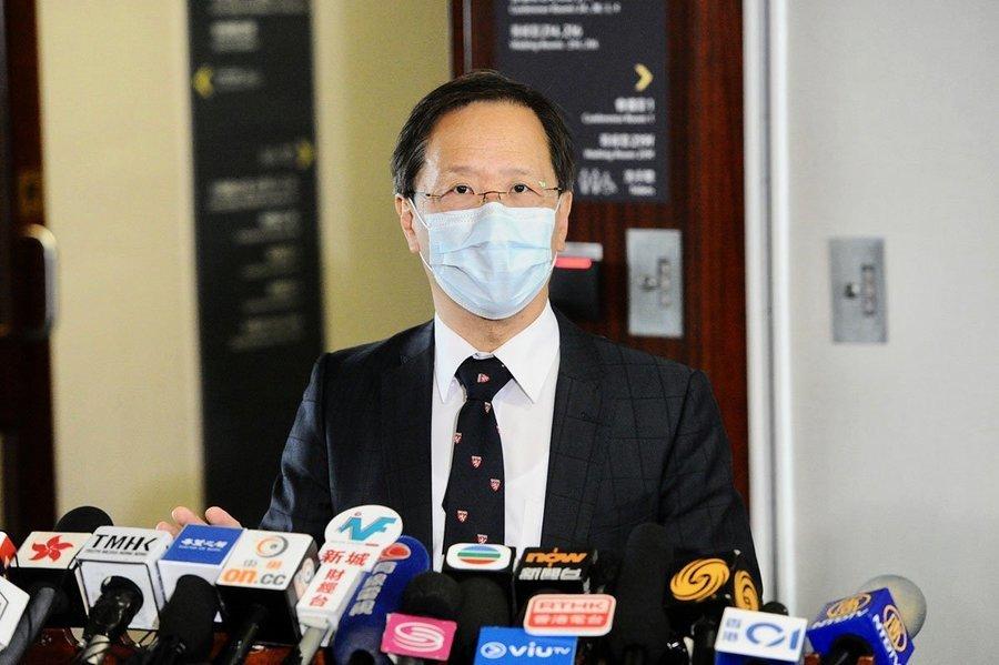 中共擬建全球最大DNA數據庫郭家麒促煞停港人DNA「送中」