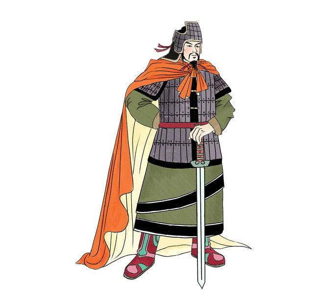 【笑談風雲】秦皇漢武 第三十三章 一代名將 ⑴