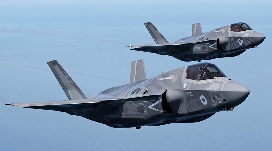 美隱形戰機 F-35初具戰力