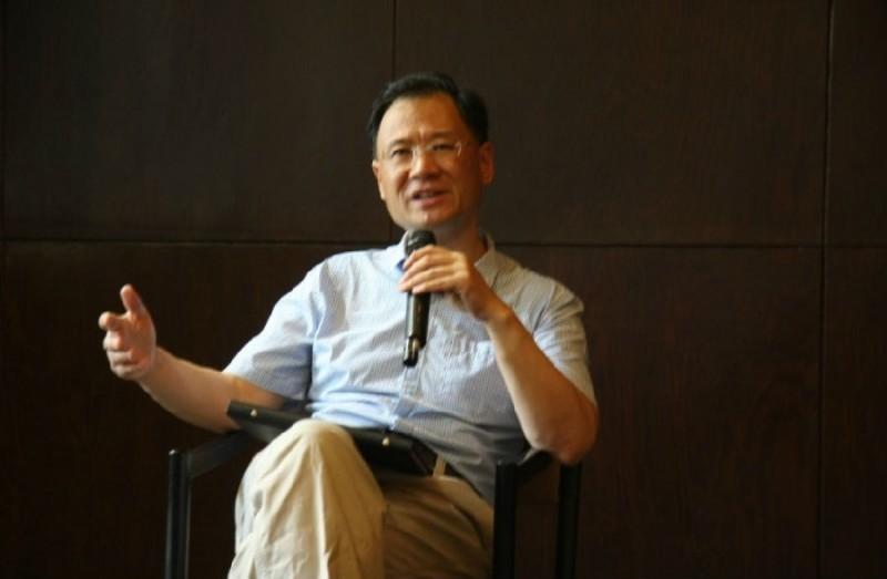 北京清華大學法學院前教授許章潤。(圖翻攝清華大學新雅書院官網)