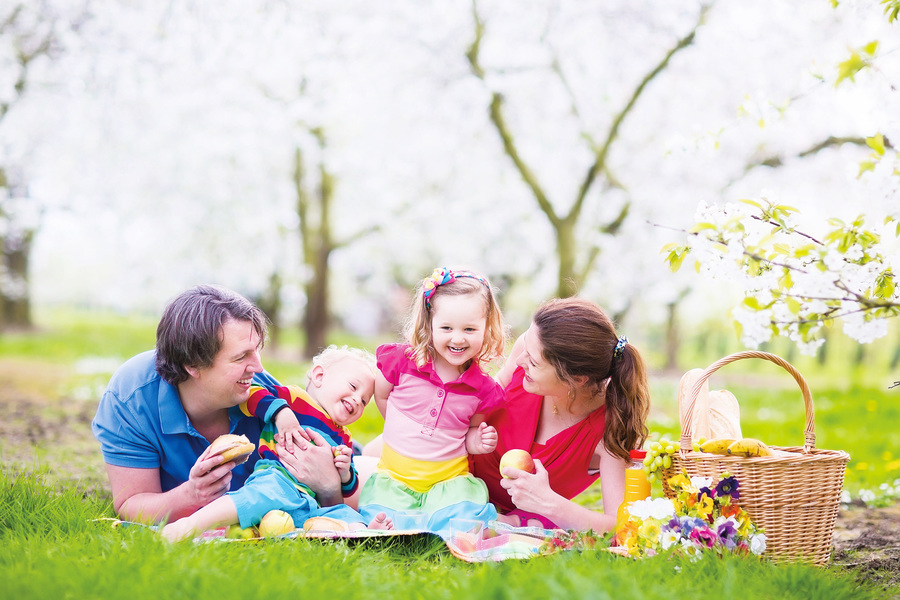 家長注重自我成長有助培養孩子身心健康