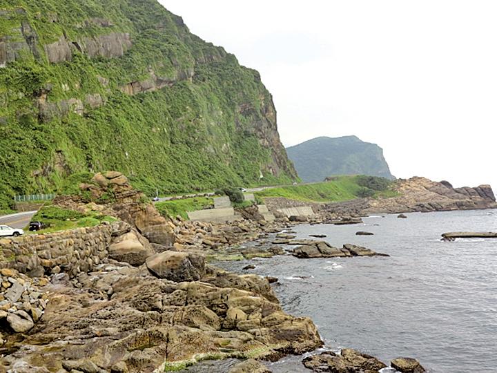 台灣北濱海公路寧靜小旅行