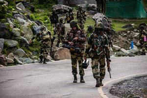 中印軍方高層談判至凌晨難點未解 印防長將赴前線