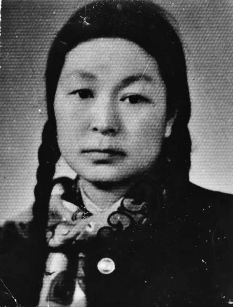 紀念一位英雄母親王佩英