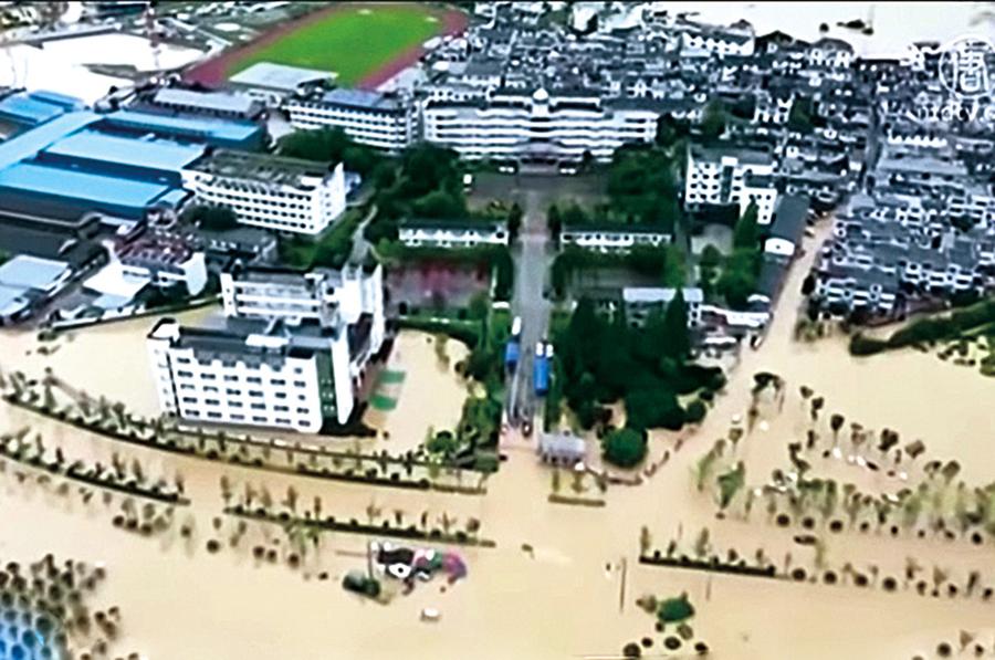 江西洪災嚴重 外界關注原因