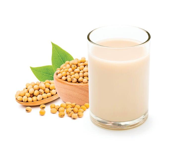 豆漿營養豐富 常喝好處多 什麼時間喝豆漿最好?