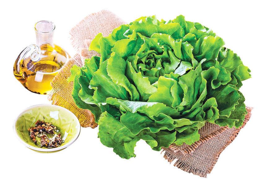 生菜是健康瘦身的首選炒熟吃更養生