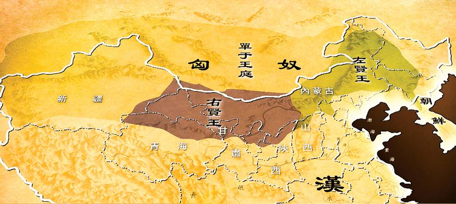 笑談風雲 : 【秦皇漢武】 第三十三章 一代名將 ( 2 )