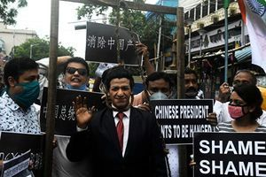 印度連打香港台灣西藏牌抗共 要求中企答77問題