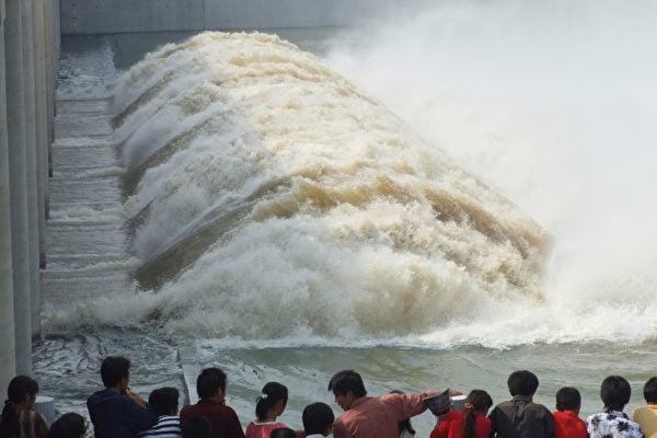 28條河逾警戒水位 安徽遭長江淮河洪水南北夾擊