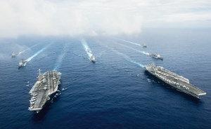 美國在南海議題攤牌 美軍機搜集共軍艦機數據