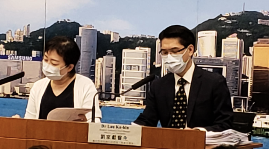 本港中共肺炎確診個案已超2003年SARS感染總數