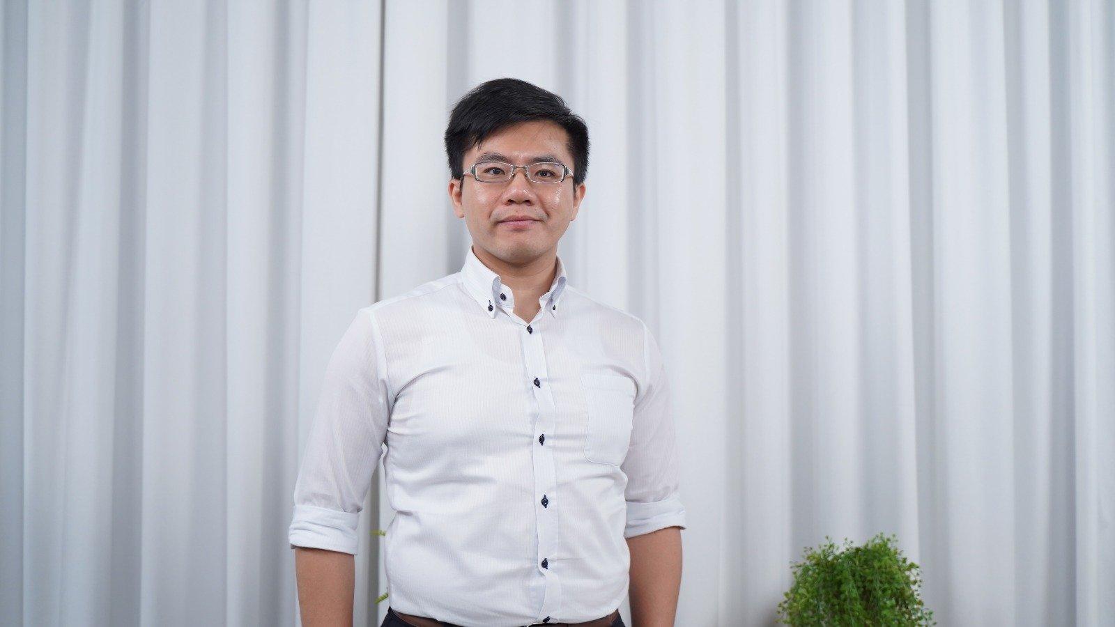香港金融業職工總會主席郭嘉榮表示法治環境改變將催生香港金融行業文化、規則「變質」,從而導致人才流失。(關永真/大紀元)