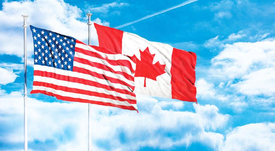 移民:加拿大還是美國?