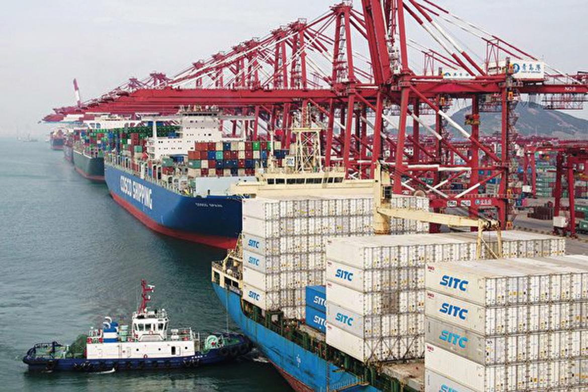 台灣海關近年查獲120多起中國製造產品繞道台灣「洗產地」的案件。(Getty Images)