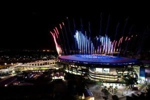 里約奧運開幕儀式 重獨創非奢華 比利點聖火
