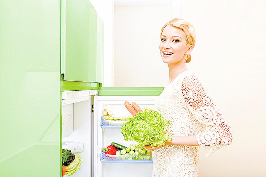 減少購物頻率保存蔬菜有方法