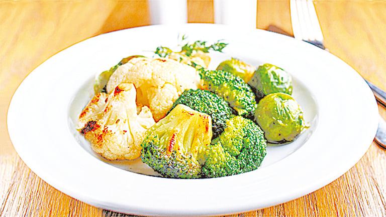 孢子甘藍與西蘭花處理後都可以冷凍保存。