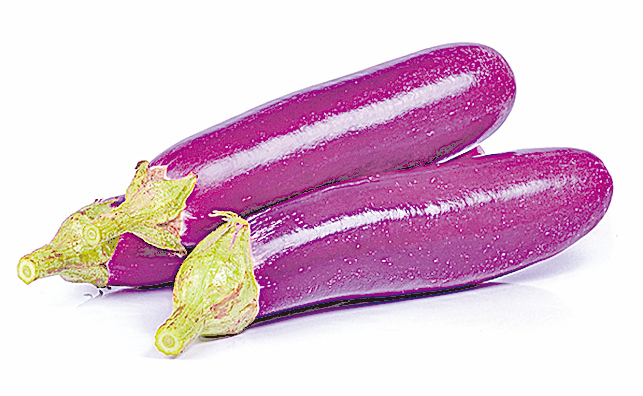 茄子是適合放在雪櫃中的食材。