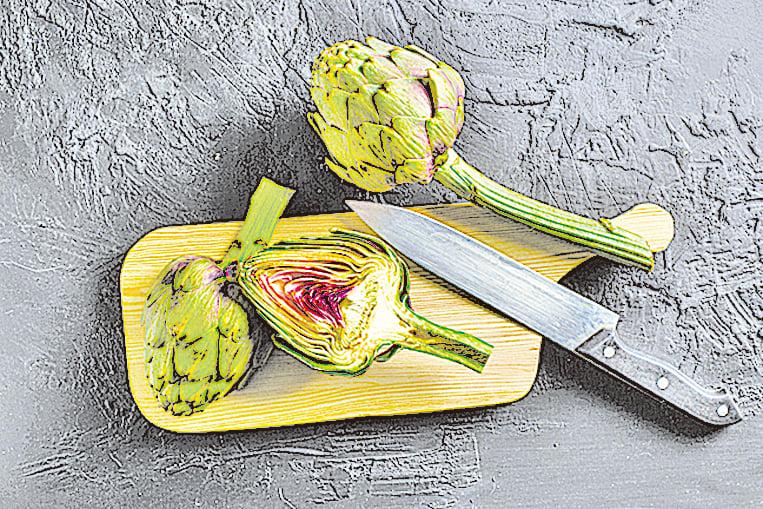 朝鮮薊因為抗氧化能力強、營養價值高,頗受世界各地消費者的喜愛。