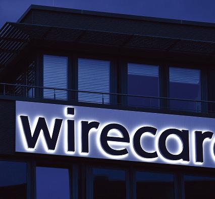 圖為德國電子金融科技公司Wirecard總部大樓。(Getty Images)