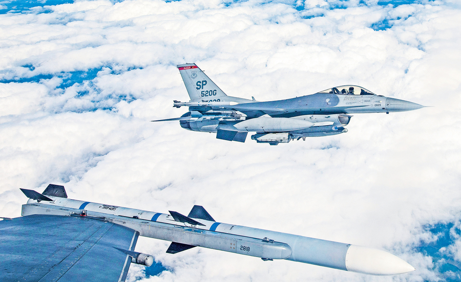 適應大國戰爭  美空軍尋求快速進攻戰術