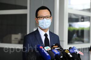 郭榮鏗宣佈參選連任 重申會簽確認書