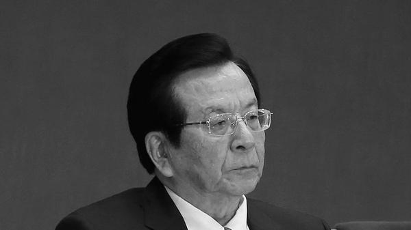 肖建華被指是曾慶紅家族的「白手套」,坊間議論習當局接管「明天系」等於是抄了曾的家。(Feng Li/Getty Images)