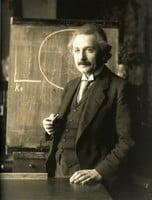 愛因斯坦著名「追光實驗」 突破實證科學