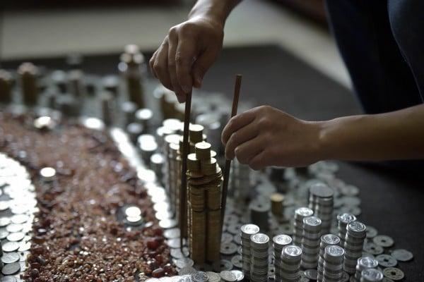 央企和國企把大把資金投入到房地產市場、頻頻製造「地王」。(Getty Images)