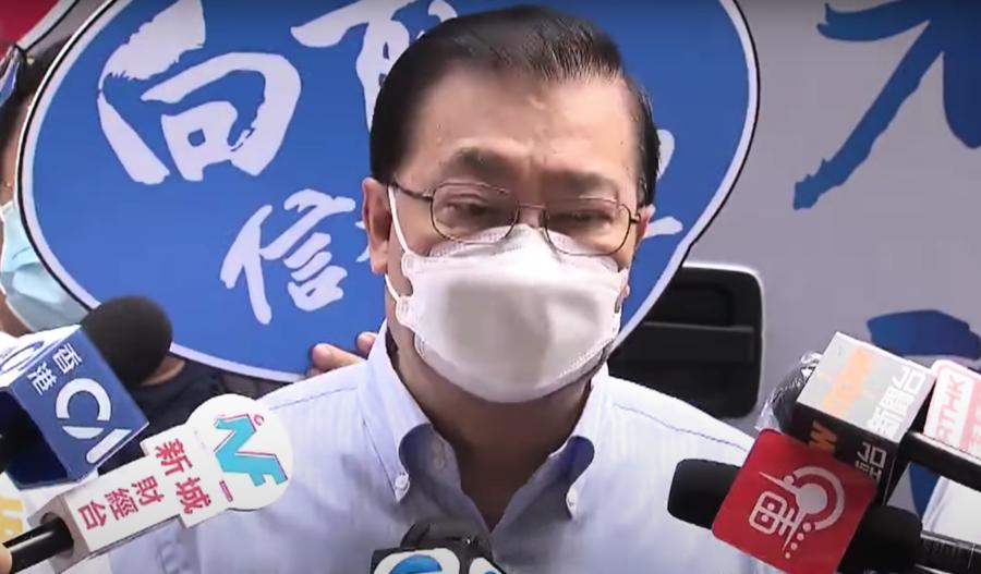 譚耀宗倡選舉延期  民主派斥其「選情行先」對建制無信心