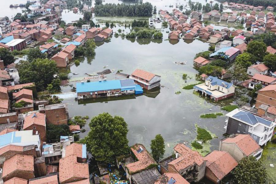 七常委為何至今無一人到洪災現場?
