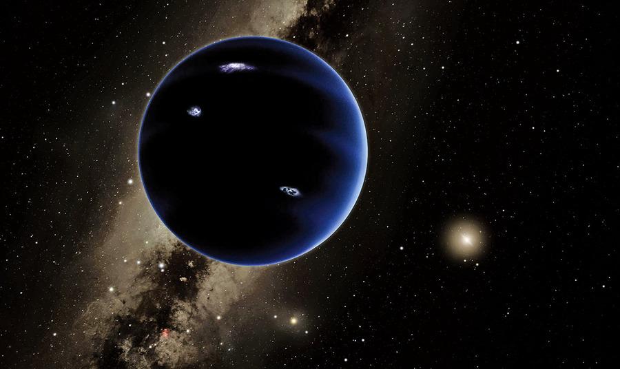 多數科學家認為太陽系第九行星是黑洞?
