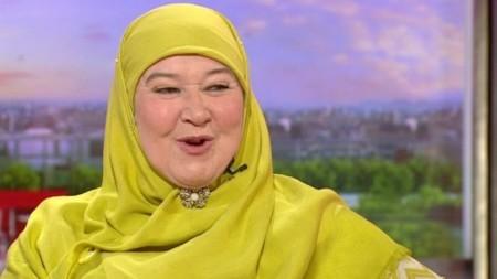 女患者海倫・塔斯基蘭接受BBC採訪時表示,因罹癌而找不到工作加重了她的抑鬱。(視像截圖)