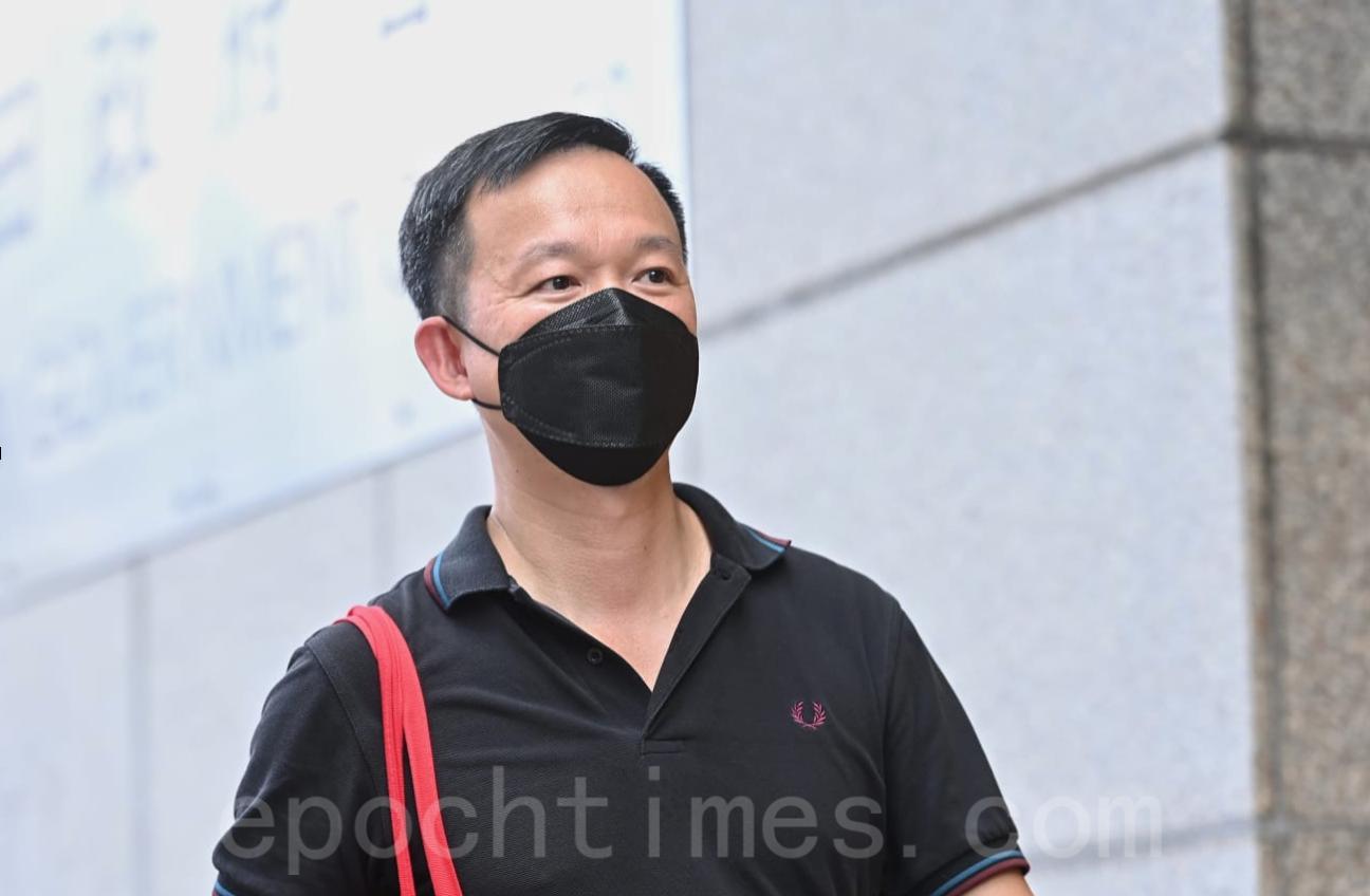 陳志全強調今屆立法會選舉,「不是某一個政黨贏,是要同香港人一齊贏」。(宋碧龍/大紀元)