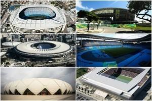 瞬間暢遊里約奧運各主要館場 喜迎各項精彩競技