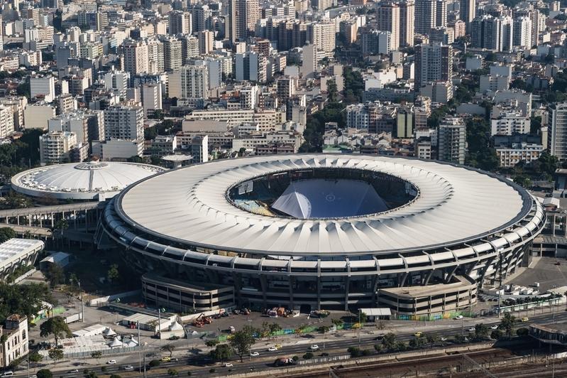 馬拉卡納體育場(YASUYOSHI CHIBA/AFP/Getty Images)
