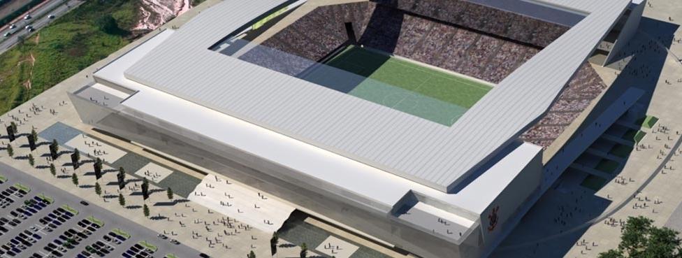 聖保羅體育場(Copa2014.gov.br/維基百科)