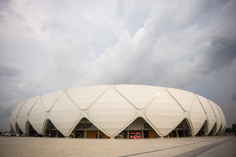 亞馬遜體育場(Bruno Zanardo/Getty Images)