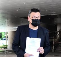 「立法會選舉2020」 周小龍報名參選 有信心不會被DQ